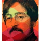 Mr Brainwash John Lennon Retro Peace Love Beatles Sargent Peppers Art