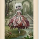 "Mark Ryden ""Incarnation"" Signed and Numbered Edition of 500 with Certificate of Authenticity"