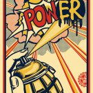 Shepard Fairey Obey Giant Power Street Art Signed