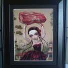 "Mark Ryden ""Meat Dancer"" (Large) Framed Lowbrow Artwork"