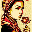 Shepard Fairey Obey Giant Natural Springs Signed Lithograph