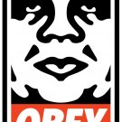 Shepard Fairey Obey Giant Icon Signed Lithograph