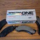 Spectra One Premium Asbestos-Free Brake Pad Set  D557