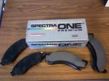 Spectra One Premium Asbestos-Free Brake Pad Set  DM614K