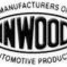 INWOOD'S Intimidator Plus SDP376 Brake Pad Set