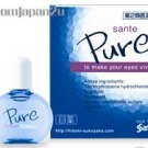 NEW! Japanese eyedrops Sante PURE eye drops Japan FREE SHIPPING