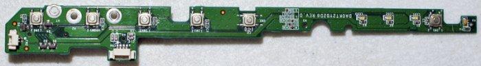 COMPAQ PRESARIO 2200 2100 nx9020 nx9030 POWER SWITCH BOARD DAOKT2YB2D8