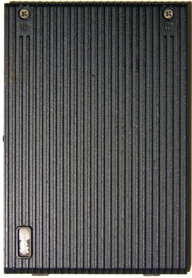 COMPAQ PRESARIO M2000 HD HARD DRIVE COVER W/ SCREWS CT2