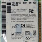 DELL LATITUDE C800 C810 INSPIRON 8100 8200 MODEM LAN MINI PCI CARD 6F553 / 06F553