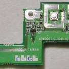 HP PAVILION zt1130 zt1200 zt1100 POWER BUTTON BOARD APW000 LS-1041