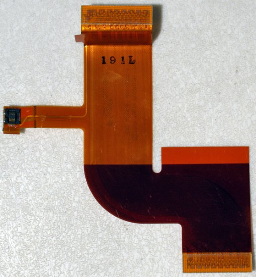 APPLE POWERBOOK G4 TITANIUM 400MHz 500MHz LCD INVERTER FLEX CABLE