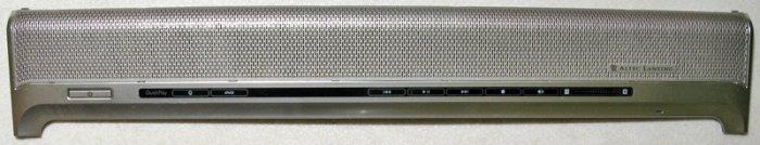 HP PAVILION DV9000 MEDIA BUTTON CONTROL BOARD / COVER 438319-001
