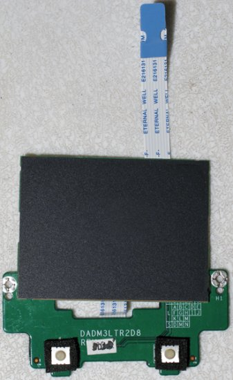 DELL LATITUDE D510 TOUCHPAD & MOUSE  ASSEMBLY DADM3LTR2D8 W/ CABLE