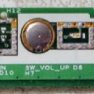 DELL INSPIRON 6000 9300 M170 MULTI MEDIA BOARD DAL30 LS-2154