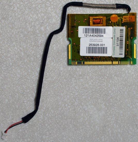 OEM COMPAQ PRESARIO 2700 EVO N180 56K PCI MODEM ASKEY 253928-001 w/ CABLE