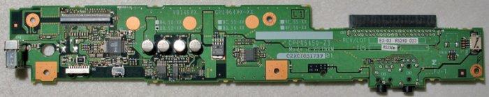 FUJITSU LIFEBOOK C SERIES USB PORT AUDIO BOARD CP145450-Z3