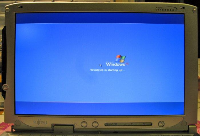 """FUJITSU P SERIES 10.6"""" LAPTOP LCD SCREEN LTN106W1-L01"""