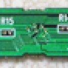 HP PAVILION DV2000 MEDIA BUTTON CONTROL BOARD TM61-166-1HT717