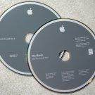 "APPLE MACBOOK 13"" MAC OS X INSTALL DISC VERSION 10.4.9"