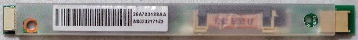 "GATEWAY MX6000 SERIES MA1 MA3 15.4"" LCD INVERTER AS023217143"