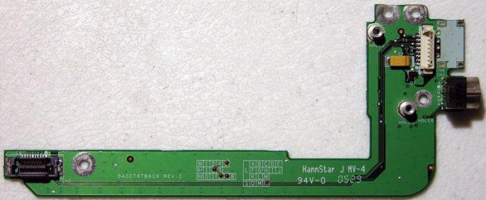 HP PAVILION ze2000 M2000 V2000 S VIDEO BOARD DAOCT3TB6C9 REV : C