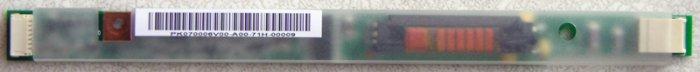 "TOSHIBA SATELLITE A130 A135 15.4"" LCD INVERTER K000043960 / 316800000007"
