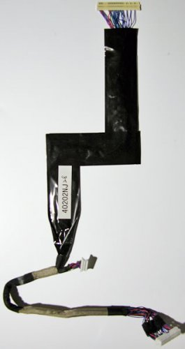 """TOSHIBA SATELLITE A40 A45 15"""" LCD SCREEN CABLE 4020NJ"""