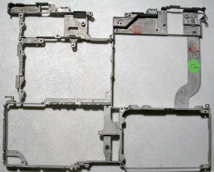 "GENUINE APPLE MAC iBOOK G3 12"" BODY METAL FRAME RIB"