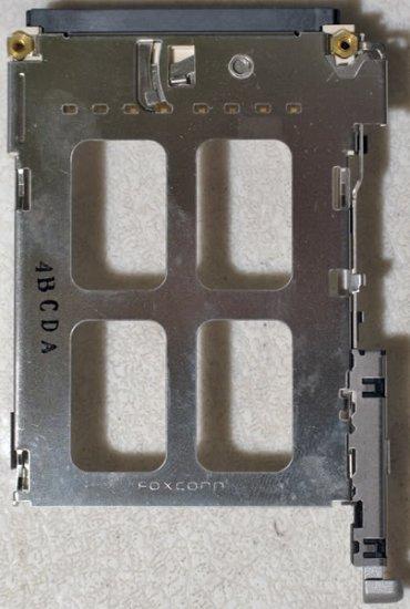 HP PAVILION ZD8000 ZD7000 COMPAQ X6000 PCMCIA SLOT CAGE