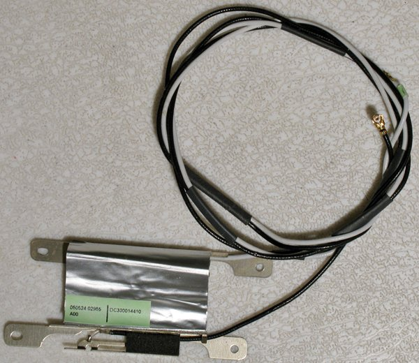 OEM DELL INSPIRON 6000 WiFi ANTENNA CABLE DC330014410