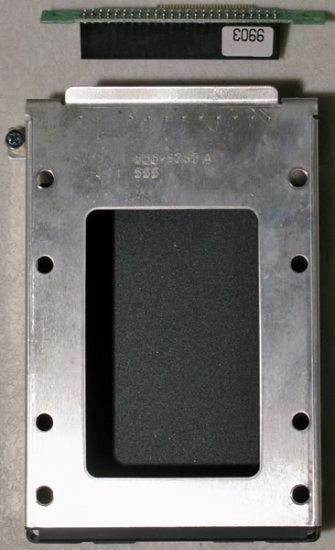MAC POWERBOOK G3 WALLSTREET HD HARD DRIVE CADDY W/ IDE
