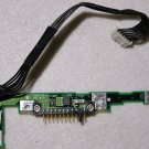 TOSHIBA SATELLITE 5005 S504 BATTERY BOARD FMZBT2  CABLE