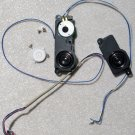 "OEM APPLE MAC iBOOK G4 12"" INCH SPEAKERS & POWER SWITCH"