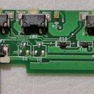 HP PAVILION ZV5000 MULTIMEDIA SWITCH BOARD LS-1811 W/