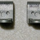 "DELL 1501 E1505 6400 15.4"" LCD SCREEN HINGES SET L & R"
