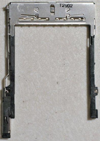 GENUINE OEM DELL LATITUDE X200 PCMCIA SLOT CAGE T2902
