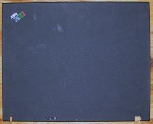 "IBM THINKPAD T41 T42 T43 14.1"" LCD BACK COVER 62P4194"