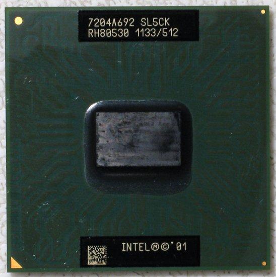 DELL LATITUDE C810 INTEL PENTIUM 3 1.33GHz CPU SL5CK
