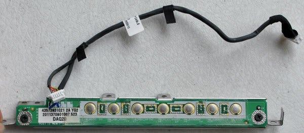 DELL 6000 9300 M170 MULTI MEDIA BOARD W/ CABLE LS-2154