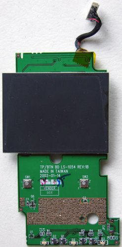 DELL INSPIRON 2650 MOUSE TOUCHPAD ASSEMBLY 05J703 Rev1B