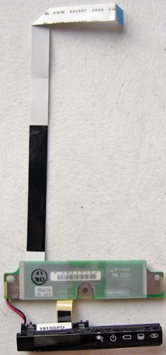 TOSHIBA SATELLITE 5005 5105 5000 LCD SUB BOARD FMZTY2