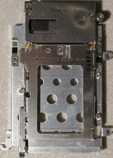 OEM DELL INSPIRON 6000 HD HARD DRIVE / PCMCIA SLOT CAGE