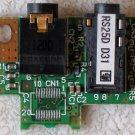 FUJITSU P SERIES P2040 P2110 P2120 AUDIO JACK CP109880