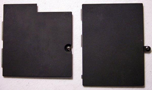IBM THINKPAD T22 T23 MEMORY (RAM ) & WiFi COVER 08K6090