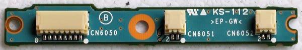 SONY VAIO PCG TR3A TR3 TR3AP LED BOARD LEX-46 KS-112