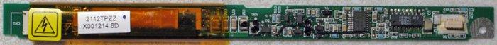 DELL INSPIRON 1100 1150 5100 5150 5160 2500 2650 LCD INVERTER