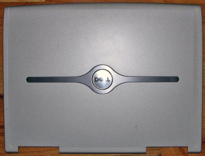 """DELL INSPIRON 8500 8600 15.4"""" LCD COVER 2U158 / 02U158"""