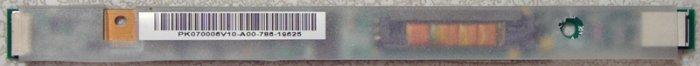 "GENUINE OEM TOSHIBA SATELLITE A130 A135 15.4"" LCD INVERTER K000043960"
