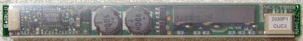 SONY VAIO PCG K23 K23/Q K25 K27 K33 K33/P LCD INVERTER 2030P1