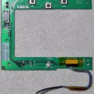HP PAVILION N5190 N5000 SERIES TOUCHPAD BUTTON BOARD N32N LS-734 455414-001